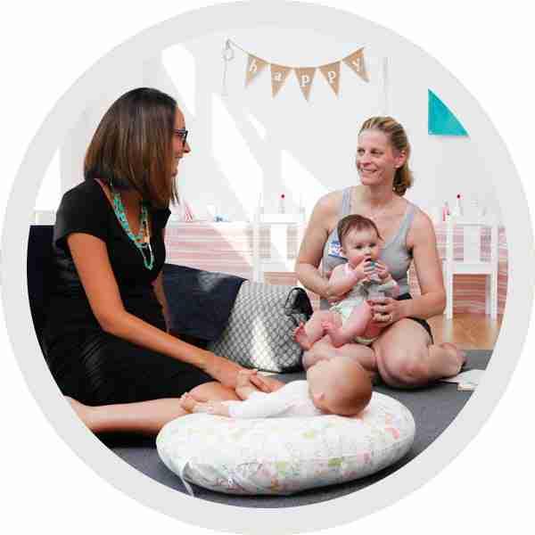 Postnatal Classes Image